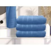 Bella kék fürdőlepedő