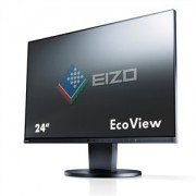 "Monitor IPS, EIZO 24"", EV2455-BK, 1000:1, 5ms, DVI/HDMI/DP, USB, Speakers, Black, 16:10, 1920x1200"