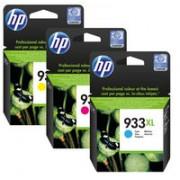 HP Bläck HP 933XL CN056AE gul
