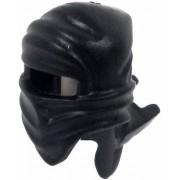 LEGO LOOSE Headgear Black Ninja Wrap