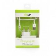 GSP Väggladdare med Lightning-kontakt till iphone & ipad & ipod