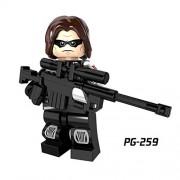Generic Single Ninja Kai Jay Zane Cole Lloyd Building Blocks Garmadon Compatible with Legoingly Kids DIY Block Toys Figures 22 259