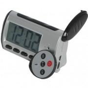 Скрита камера за видеонаблюдение в електронен часовник