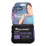 sea-to-summit Acessórios Sea-to-summit Silk+cotton Mummy Liner