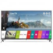 Телевизор, 55 4K UltraHD TV, 3840x2160, 1200PMI, DVB-T2/C/S2, Smart-webOS 3.0, Active HDR, 55UJ6517