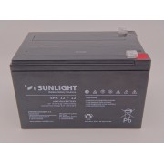 Sunlight 12V 12Ah acumulator AGM VRLA SPA 12-12