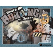 What's He Building in There?