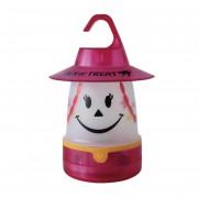 【セール実施中】ハロウィン スマイルLEDランタン ウィッチ HALLOWEEN SMILE LED LANTERN WITCH PEVS1610F ハロウィン