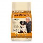Paul O Grady Paul O'Grady's Hypoallergenic Dog Food Turkey & Rice 12.5kg