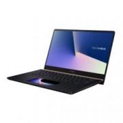"Лаптоп Asus ZenBook Pro 14 UX480FD-BE043T (90NB0JT1-M02540), четириядрен Whiskey Lake Intel Core i5-8265U 1.6/3.9 GHz, 15.6"" (39.62 cm) FHD Anti-Glare Display & GeForce GTX 1050 2GB , (HDMI), 8GB DDR4, 256GB SSD, USB 3.1 Type-C, Windows 10, 1.60 kg"