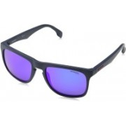 Carrera Retro Square Sunglasses(Blue)