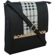 LI LEANE Black Sling Bag