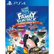 Hasbro Family Fun Pack (monopoly, Boggle, Trivial Pursuit And Risk) PS