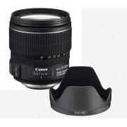 Canon Ef-S 15-85mm F/3.5-5.6 Is Usm + Paraluce Compatibile - 2 Anni Di Garanzia In Italia