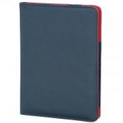 HAMA iPad Mini Fodral Lissabon Mörkblå/Röd