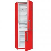 Хладилник с фризер Gorenje NRK6192MRD, обем 307 л, клас А++