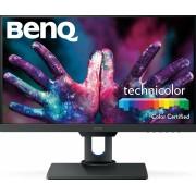 "BenQ DesignVue PD2500Q - LED-Monitor - 25"" IPS - 2560 x 1440 WQHD - 60 Hz - 4 ms - 350 cd/m²"