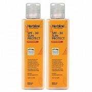 Herbline Sun Protect SPF30 200ml-Pack Of-2