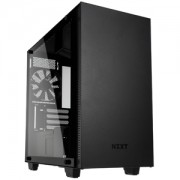 Carcasa NZXT H400i Tempered Glass Matte Black