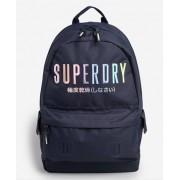 Superdry Rainbow Montana Rucksack 1SIZE dunkelblau
