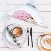 YourSurprise Serviettes de table - 4 pièces