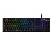 KBD, Kingston HyperX Alloy FPS RGB, Gaming, Silver Speed mechanical keyswitches, USB (HX-KB1SS2-US)