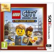Lego City Undercover The Chase Begins Game 3DS (selects)