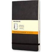 Moleskine Soft Cover Large Ruled Reporter Notebook