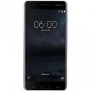 Nokia 6 smartphone (Zilver)