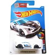 Hot Wheels 2016 HW Mild to Wild 6/10 White Aston Martin Vantage GT3 No.61/250