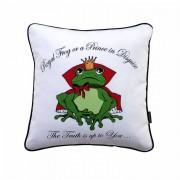 Royal Frog Kudde