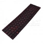 Tastatura Laptop Asus G771JM iluminata layout UK + CADOU