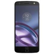 "Telefon Mobil Motorola Moto Z, Procesor Quad-core 1.8GHz/1.6GHz, AMOLED capacitive touchscreen 5.5"", 64GB Flash, 4GB RAM, 13MP, Wi-Fi, 4G, Dual-Sim, Android (Negru/Roz) + Cartela SIM Orange PrePay, 6 euro credit, 6 GB internet 4G, 2,000 minute nationale s"