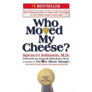 Who Moved My Cheese?, Hardcover