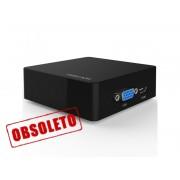 Mini Network Video Recorder FOSCAM 4 canali 720P/960P HD nero
