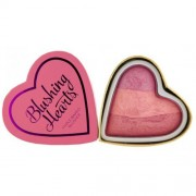 Makeup Revolution (Hearts Blusher Blushing Heart) 10 g