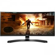 Монитор LG 29 инча, Curved LCD AG, IPS Panel, 5ms, Mega DFC, 2560X1080 29UC88-B
