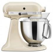 KitchenAid 5KSM175PSBAC Artisan 4.8L Stand Mixer Almond Cream