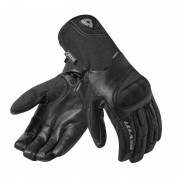 REV'IT! Motorradhandschuhe lang REV'IT! Stratos GTX Winterhandschuh schwarz 3XL schwarz