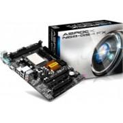 Tarjeta Madre ASRock micro ATX N68-GS4 FX, S-AM3+, NVIDIA nForce 630a, USB 2.0, 16GB DDR3, para AMD