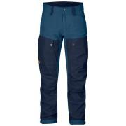 Fjällräven Keb Trousers Long Man Dark Navy/Uncle Blue