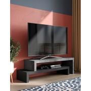 TemaHome Cliff TV-Meubel - 120 +120 - Zwart - Beton Look