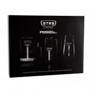 STR8 Rise zestaw Woda po goleniu ml + Dezodorant ml + Żel pod prysznic ml dla mężczyzn