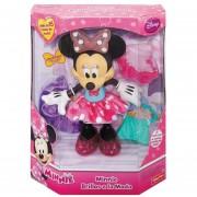 Minnie Brillos Moda Fisher Price Mattel Disney Luz Sonido