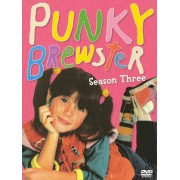 Punky Brewster: Season Three [4 Discs] [DVD]