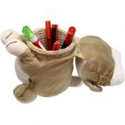 Mini Soft kids Pencil Pen Storage Case Box Holder Zipper Pouch - 06