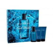Davidoff Cool Water Set - Davidoff 125 ml EDT + Shower Gel 75ml + After Shave 75ml + omaggio
