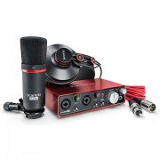 Focusrite Scarlett 2i2 Studio 2nd Gen