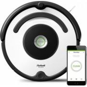 Robot aspirator iRobot Roomba 675 Wi-Fi Connected iRobot HOME Argintiu/Negru