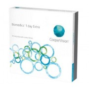 Cooper Vision Biomedics 1 day Extra - 90 Tageslinsen